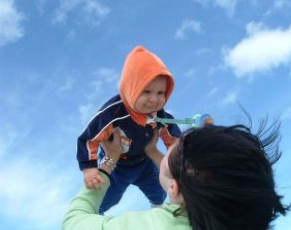 Bebeğiniz İle Ten temasının Önemi