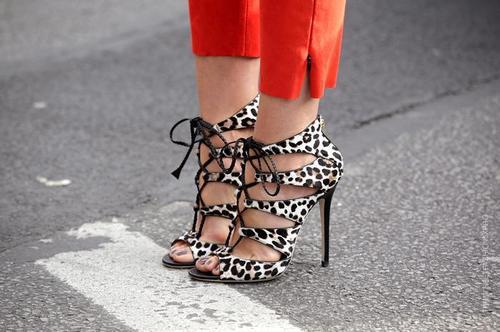lace up sandalet