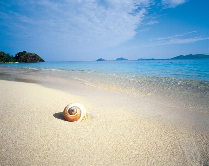 rahatlatıcı sahil