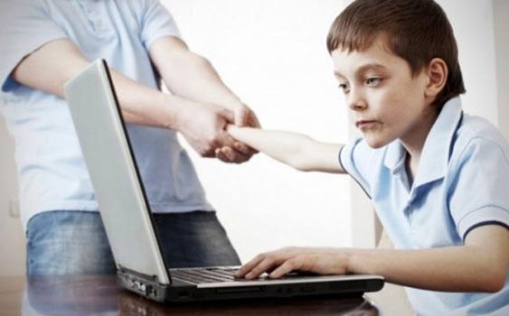 Çocukların İnternet Bağımlılığının Karşı Korunması