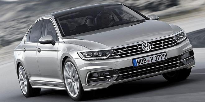 Rent A Car Firmalarının Son Gözdesi Yeni Passat
