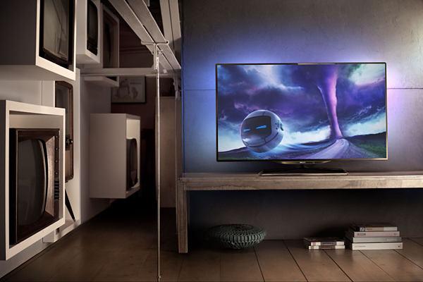 televizyon parlaklığı