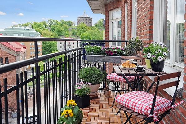 Balkonunuzu Yaza Hazırlayın
