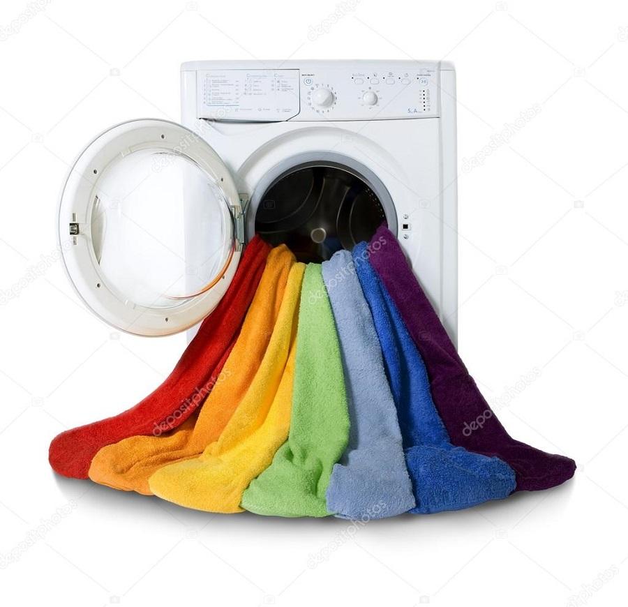 renkli çamaşırlar