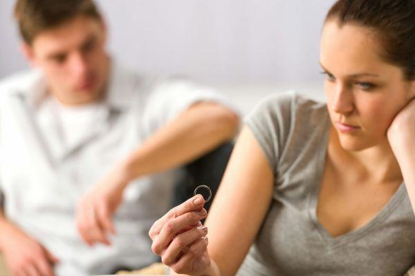 evliliğin bitmesi